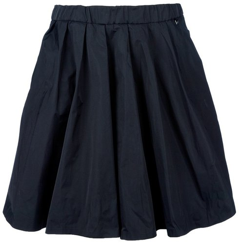 Emporio Armani pleat mini skirt