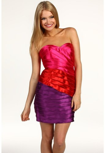 Max and Cleo  Colorblocked Ariel Dress