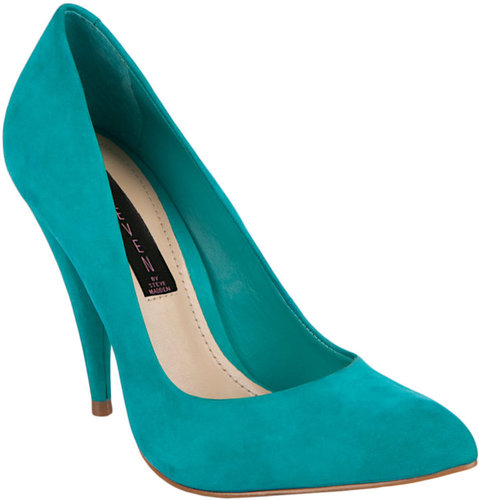 STEVEN BY STEVE MADDEN Alenah Leather Pumps