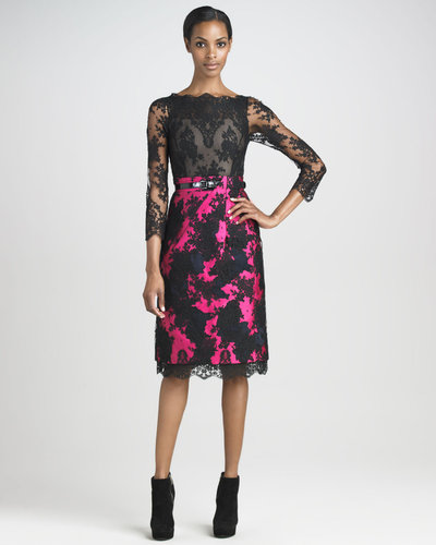 Erdem Ariel Lace Dress