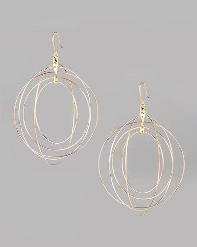 Lana Globe Earrings