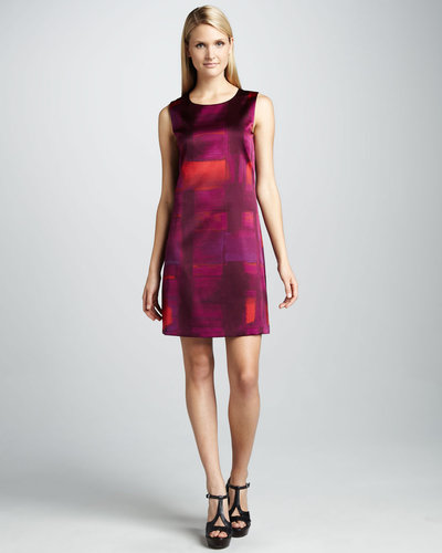 Elie Tahari Peyton A-Line Dress