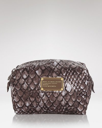 MARC BY MARC JACOBS Cosmetics Bag - Pretty Nylon Dragon Scale