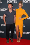 Sam Worthington and Jennifer Hawkins were the cream of the crop the at the 2013 Foxtel Program Launch at Fox Studios on February 20.