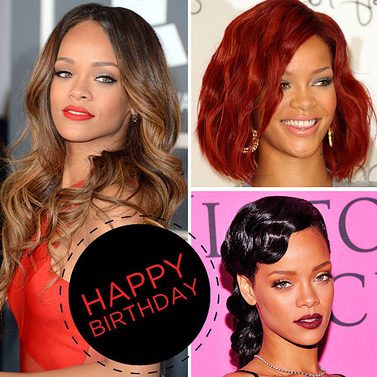 Happy Birthday, Rihanna! See Her 30 Best Hairstyles Over The Years