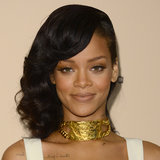 December 2012: Nude By Rihanna Fragrance Launch, Century City Macy's