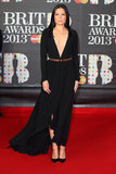 Jessie J at the Brit Awards in London.