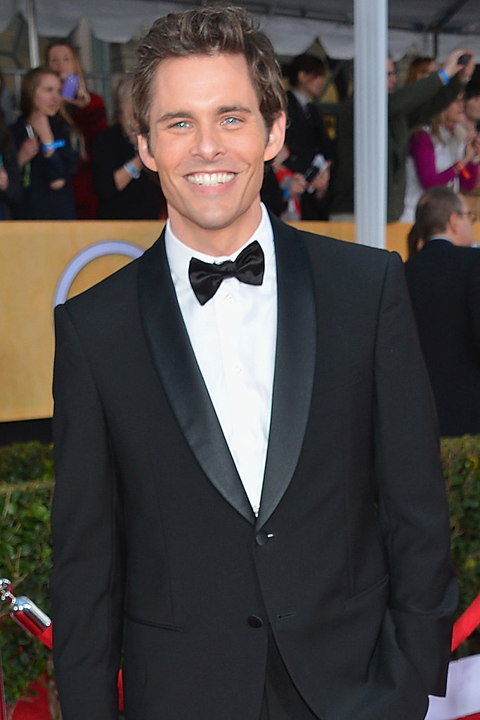 James Marsden joined Anchorman: The Legend Continues as a rival for Ron Burgundy.