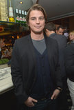 Josh Hartnett stepped out for a pre-Oscars party in LA on Thursday.