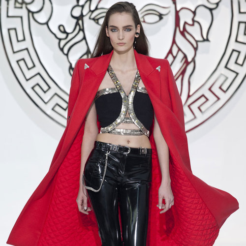 Versace Runway | Fashion Week Fall 2013 Photos