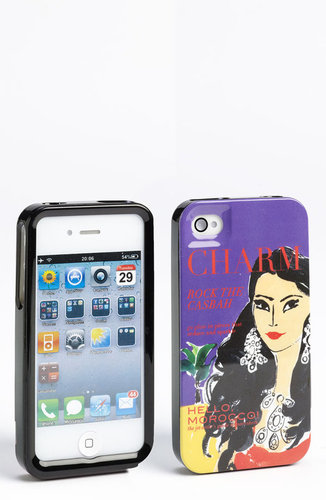 kate spade new york &#039;charm&#039; iPhone 4 &amp; 4S case
