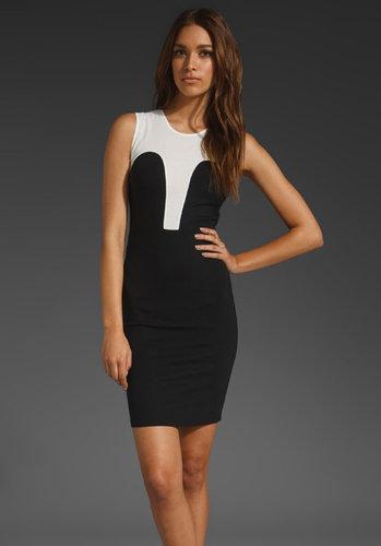 McQ Alexander McQueen Patch Simple Dress
