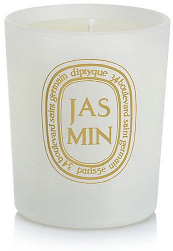 Diptyque White Colored Jasmine Votive