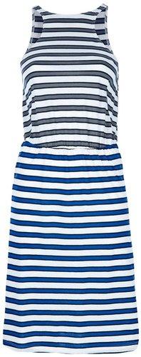Hache striped dress