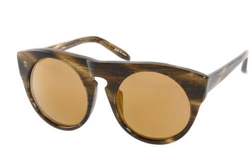 Alexander Wang Brown Sunglasses