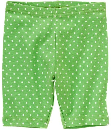 Polka Dot Bike Short