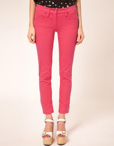 Sonia By Sonia Rykiel Skinny Jersey Pants