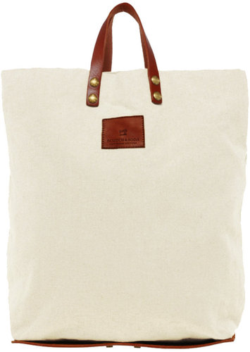 Scotch & Soda Foldable Shopper Bag