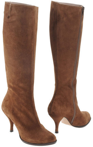PURA LÓPEZ High-heeled boots