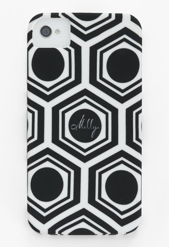 Geo Print Tech Iphone Case