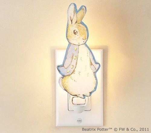 Peter Rabbit Nightlight
