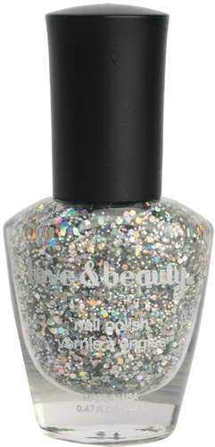Love 21 Confetti Disco Nail Polish