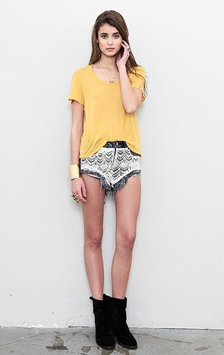 one teaspoon Rocco Roller Shorts