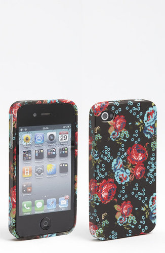 Design Lab Floral Print iPhone 4 &amp; 4S Case