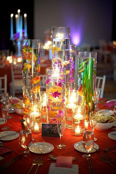 Exotic Tablescape