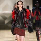 Roberto Cavalli Runway | Fashion Week Fall 2013 Photos