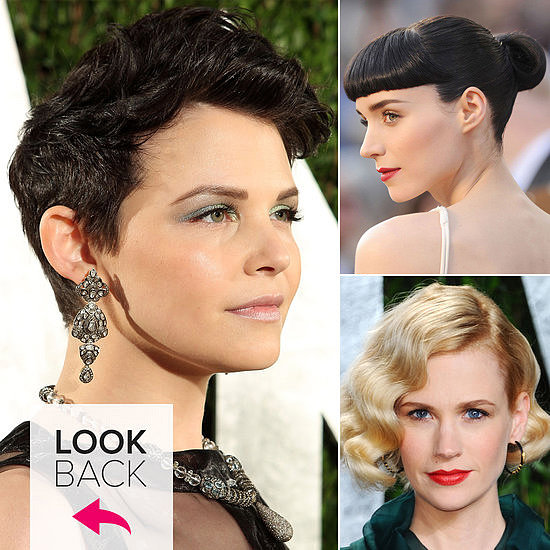 The Most Memorable Beauty Looks From Last Year's Oscars (and Oscars Parties!)