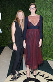 Courtney Crangi and Jenna Lyons