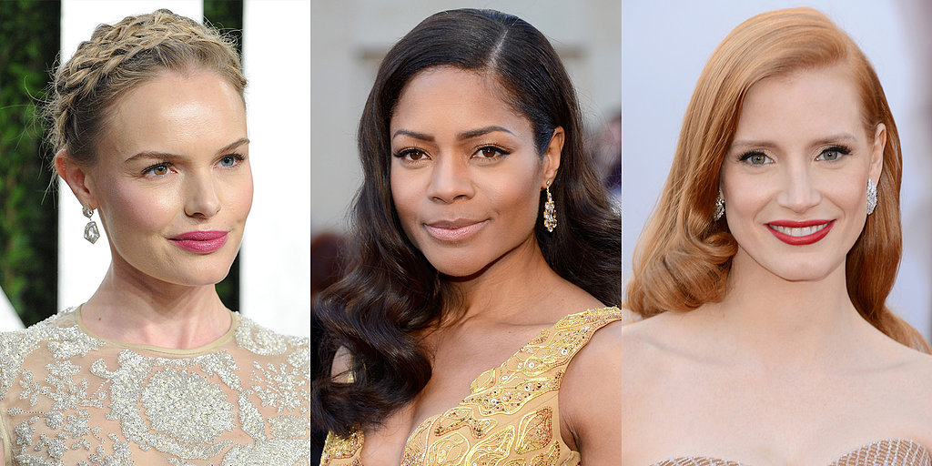 The 12 Hottest Beauty Trends From Oscars Night