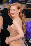 Jessica Chastain's Hair
