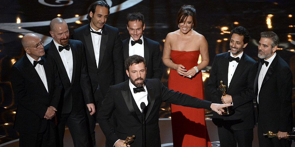 Video: Ben Affleck Gets Choked Up in His Oscars Acceptance Speech