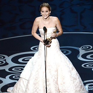 Jennifer Lawrence Oscar Acceptance Speech