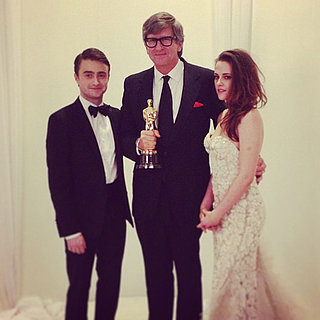 Celebrity Twitter and Instagram Pictures From Oscars Parties
