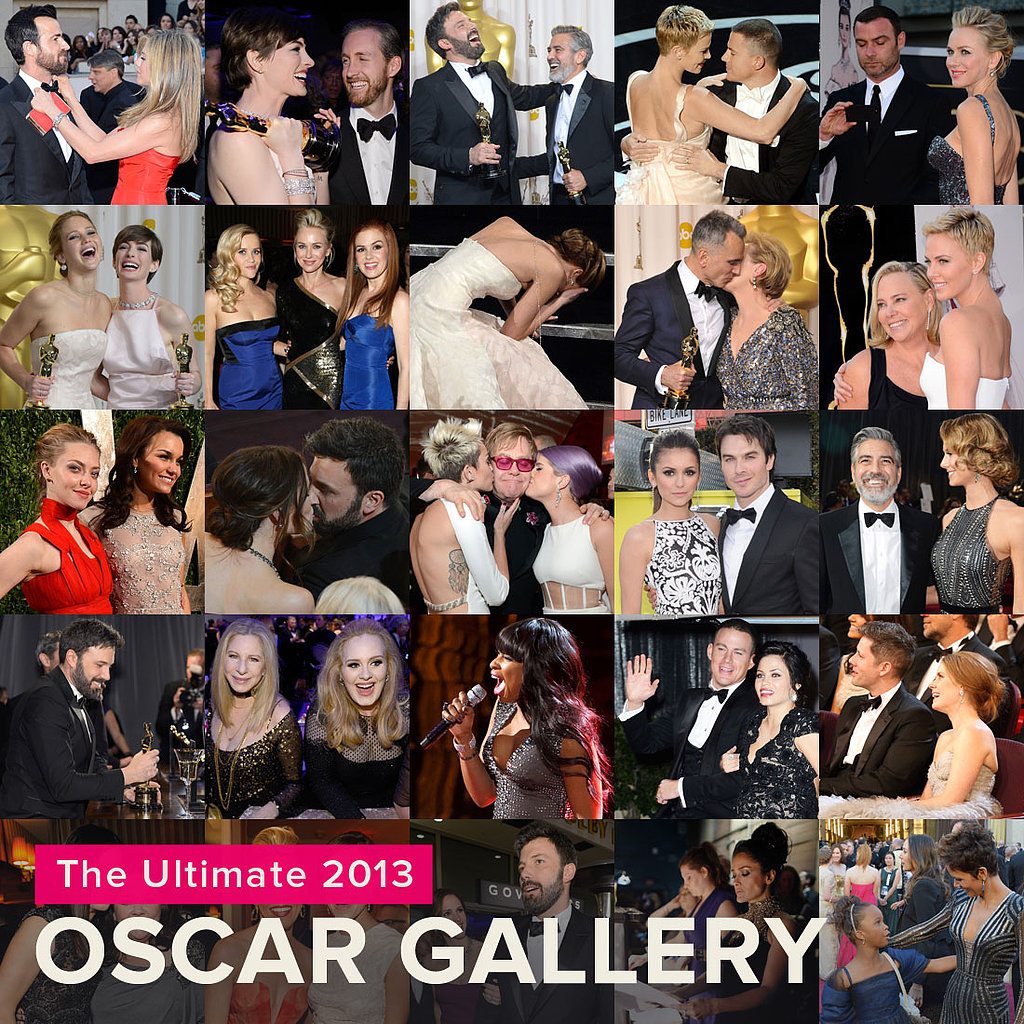 The Ultimate 2013 Oscar Gallery!
