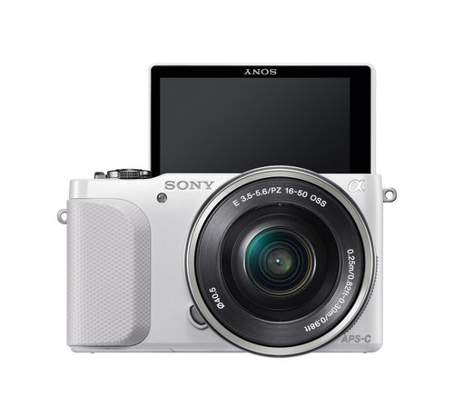 New Sony Alpha Cameras