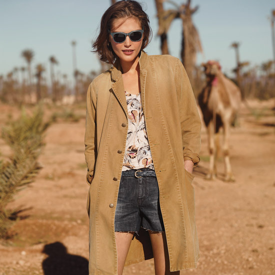 Exclusive! Catherine McNeil Goes To Morocco With Madewell