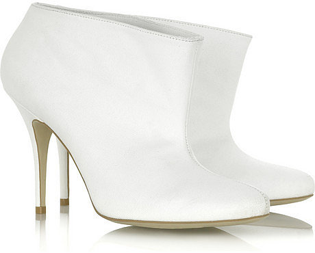 Stella McCartney Textured ankle boots