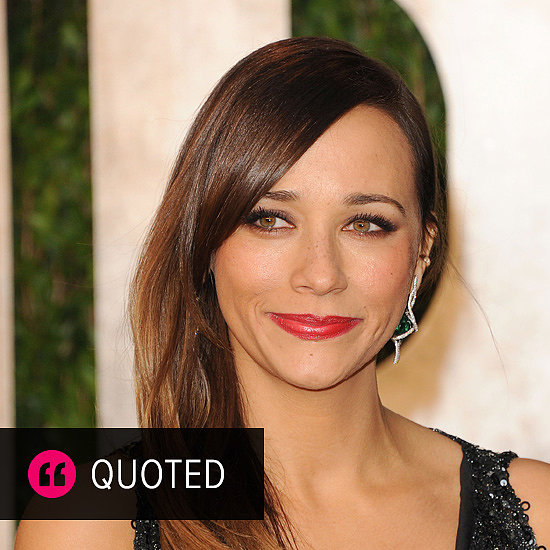 Rashida Jones Shares Her Thoughts on Love