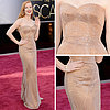 2013 Oscar Awards Style & Fashion Poll: Jessica Chastain