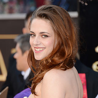 Pictures of Kristen Stewart at the 2013 Oscars