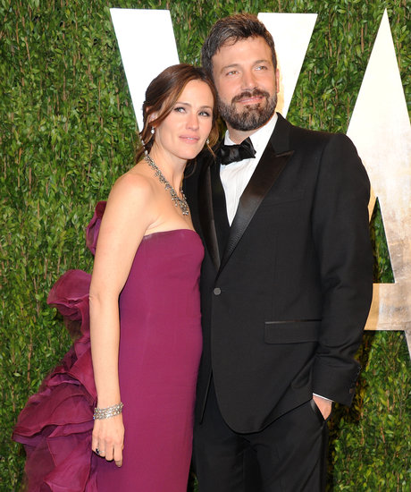 In February, Ben Affleck and Jennifer Garner headed to the Vanity Fair Oscar party together.