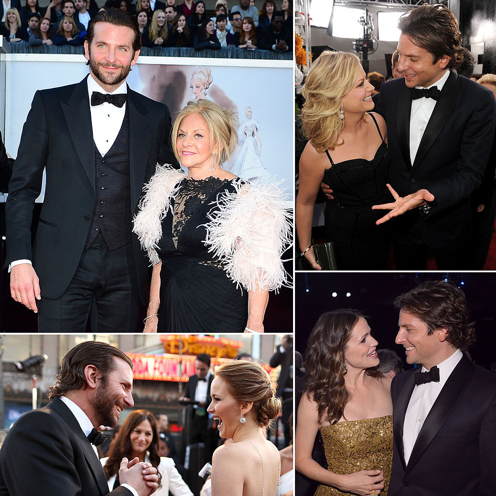 Ladies Loved Bradley Cooper This Award Season