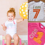 8 Great Birthday Tees For Your Tot's Special Day