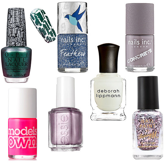 Which Nail Finish Do You Favour?