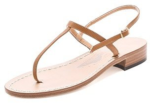 Canfora of capri Gail Thong Sandals