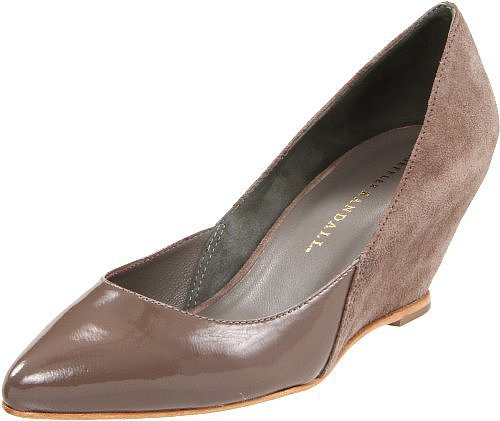 Loeffler Randall Women's Risa Wedge Pump